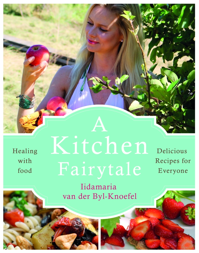 A Kitchen Fairytale - front cover